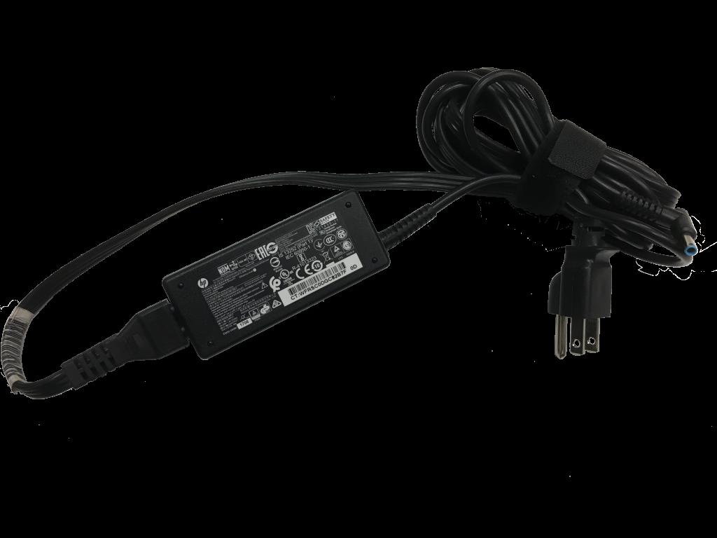 Power Adapter HP 45W Blue Tip