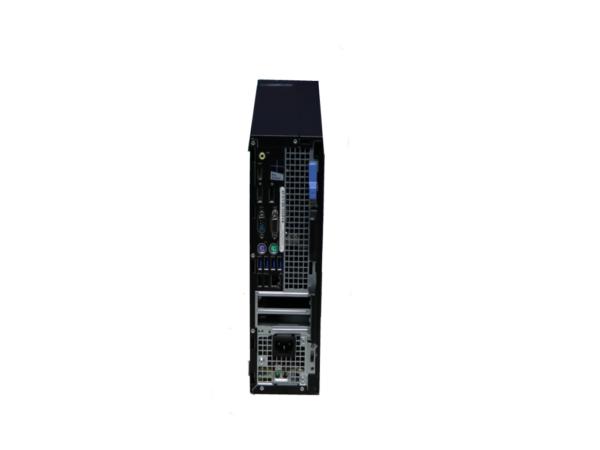 Dell Optiplex SFF 7040 Back View