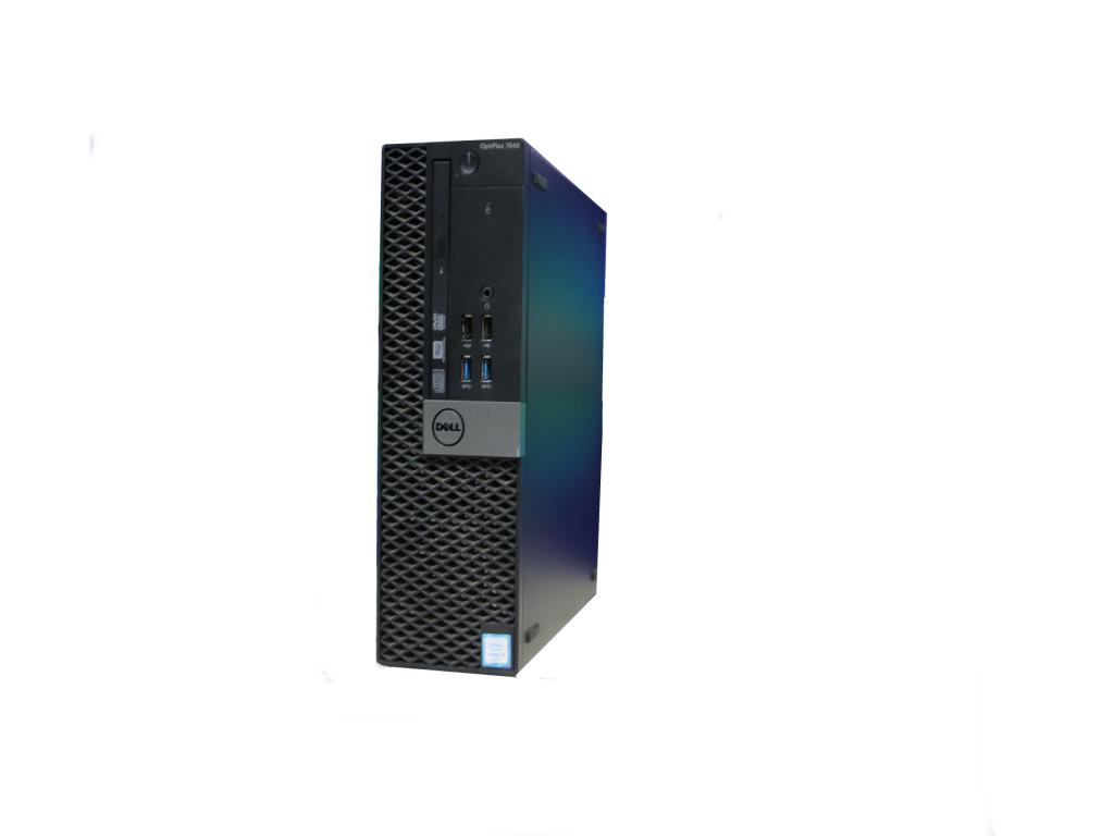 Dell Optiplex 7040 Front View