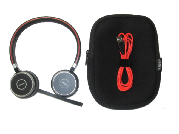 Jabra Evolve Stereo Without Adapter
