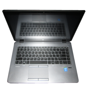HP EliteBook 840 G2 Open Keyboard Screen
