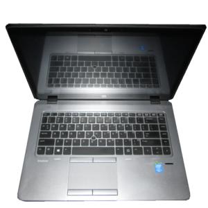 HP EliteBook 840 G2 Open Keyboard Screen