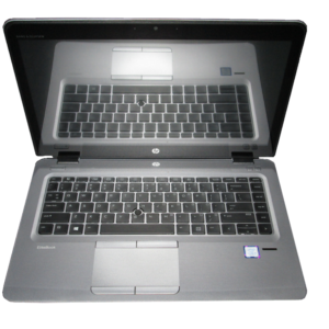 HP Elitebook 840 G4 Open Keyboard Screen